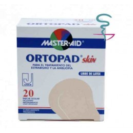 PARCHES OCULARES MASTER AID...