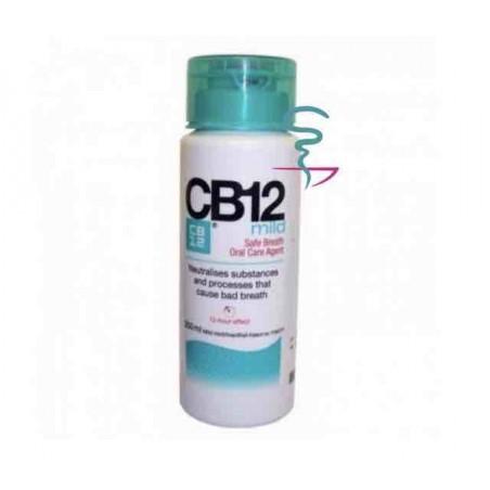 CB12 MILD ENJUAGUE CUIDADO BUCAL 250 ML