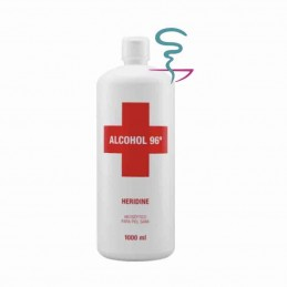 HERIDINE ALCOHOL 96 º  1 L