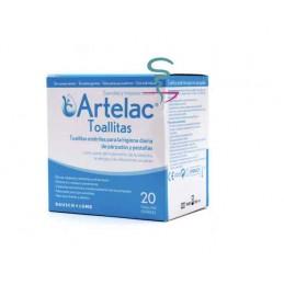 ARTELAC TOALLITAS ESTERILES...