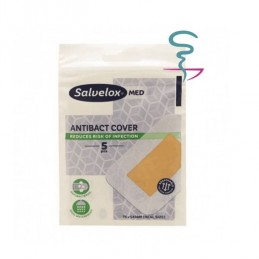 SALVELOX MED ANTIBACT COVER...