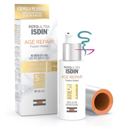 ISDIN FOTOPROTECTOR FOTOULTRA AGE REPAIR COLOR SPF 50  50 ML